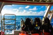Set pronto per immersione Scuba Diving kit
