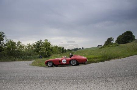FERRARI 750 Monza Spider Scaglietti