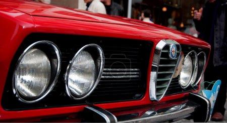 Старинных автомобилей Альфа Ромео альфетта