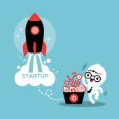 Start up entrepreneur business success