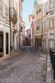 Narrow street of Coimbra