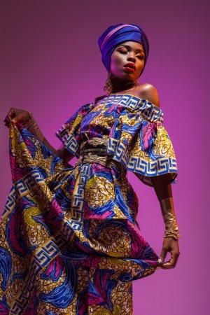chaud africain beauté