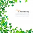St Patricks Day background. Vector illustration fo...