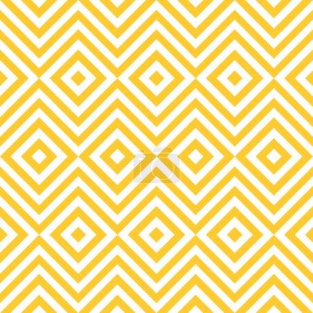 Ethnic tribal zig zag and rhombus seamless pattern...
