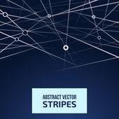 Abstraktní vektorová pruhy