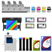 Color print set