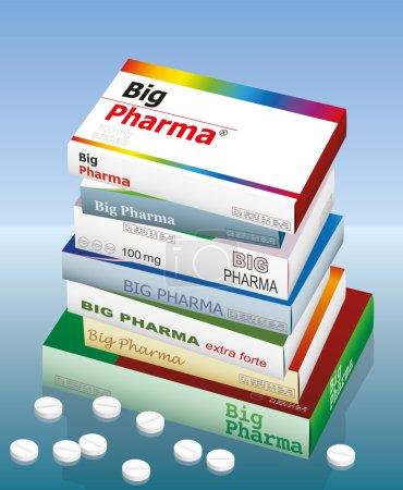 Big Pharma medicina
