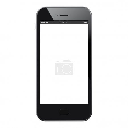 Mobile Phone Vector