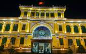 Saigon Zentrale Poststelle