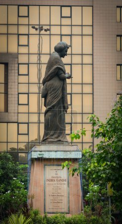 Statue of Indira Gandhi in