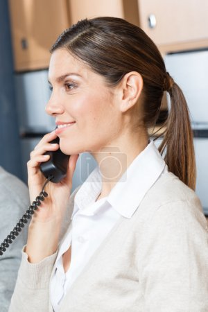 woman doctor working