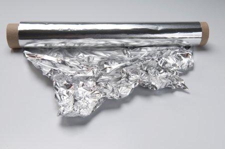 Aluminium foil in roll