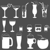 Cocktails and Alcohol Drinks