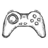 Vector Single Sketch Wireless Joystick