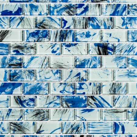 Photo for Abstract tile texture background - Royalty Free Image