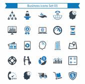Business Icons that can be used for designing and developing websites as well as printed materials and presentations or any kind of purposes