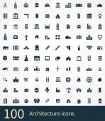 100 architecture icon