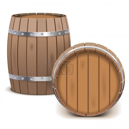 Vector Barrels