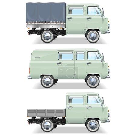 Vector Minivan