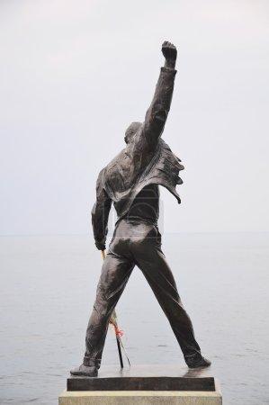 Памятник Фредди Меркьюри на