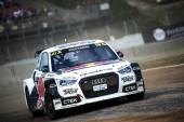 FIA WORLD RALLYCROSS CHAMPIONSHIP. MATIAS EKSTROM