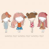 Dívky s dárky