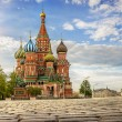 St. Basil's Cathedral on Red Square...
