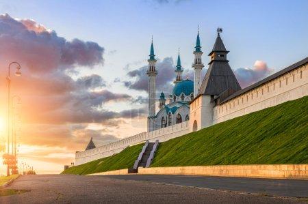 Sunny Mood of the Kazan Kremlin