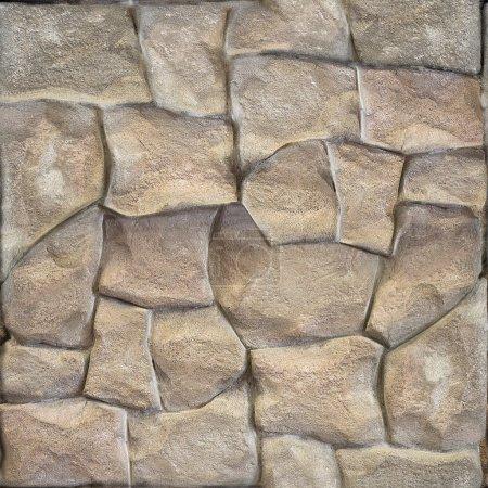 decorative stone wall - seamless background - stone texture