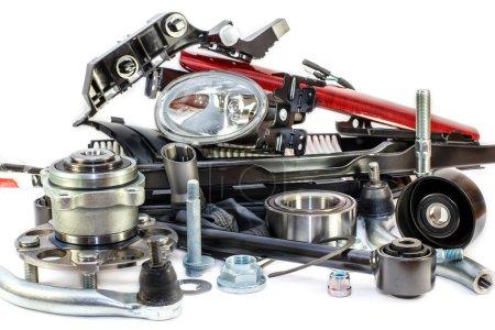 Auto parts.