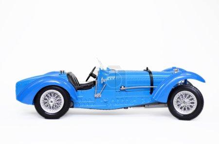 Классический спортивный автомобиль