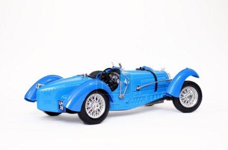 Classic sports car