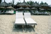 Pláž v Karibském tropickém