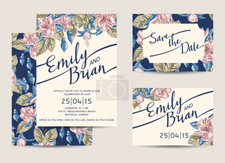 Wedding Invitations Template