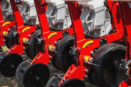 Mechanized machinery equipment for agriculture industry