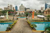 Kenyatta International Conference Centre in Nairobi