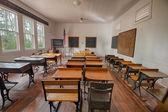 Harris School in the Pinellas County Heritage Village