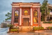 David S. Walker Library in Tallahassee, Florida