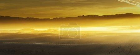 Sand Dunes Desert