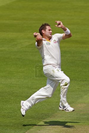 The Investec Ashes Second Test Match Day One