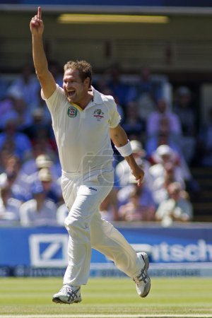 The Investec Ashes Second Test Match Day Two