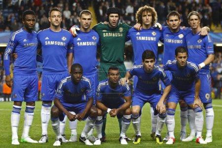 Football UEFA Champions League Chelsea