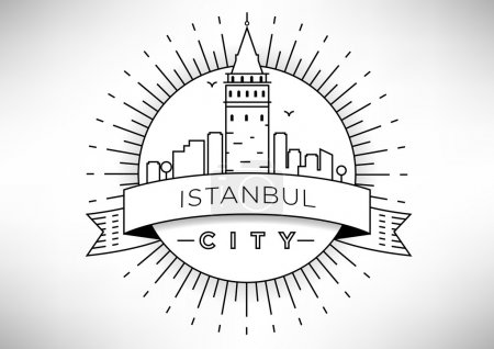 Istanbul Icon Design