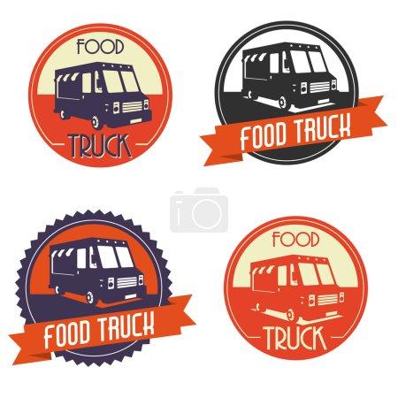 Logo food truck