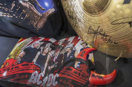 Souvenir from ACDC