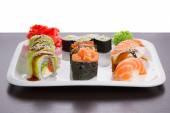 Japonská kuchyně. Suši