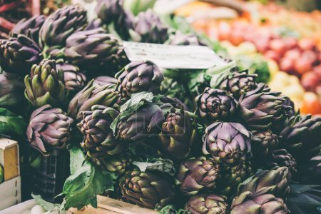 Artichokes on sale