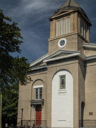 First African Baptist Church in Savannah Georgia