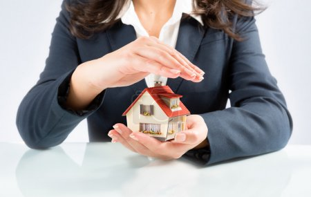 Insurance and protect concept of your own home
