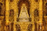 Virgin of El Rocio altar